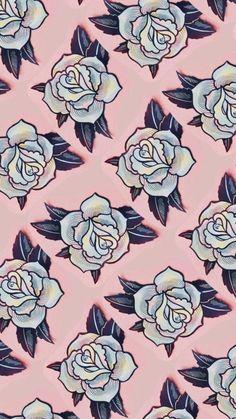 Pop Art Wallpaper, Tumblr Wallpaper, Screen Wallpaper, Flower Wallpaper, Pattern Wallpaper, Wallpaper Backgrounds, Aesthetic Backgrounds, Aesthetic Iphone Wallpaper, Aesthetic Wallpapers
