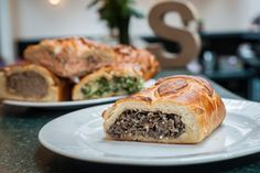 Savoury Pies (Small, Large, or Whole) - Mushrooms