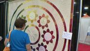 SANDY – Quilters, embroiderers and sewers headed to the South Towne Expo Center for the Home Machine Quilting Show. The...