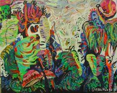 Argentinian artist Katalina Guerrico
