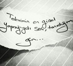 kankamm ve . Meaningful Sentences, Love Promise, Learn Turkish Language, Silent Words, First Love Story, I Love You Quotes, Just Smile, My Mood, No One Loves Me