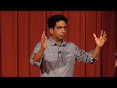 Salman Khan - Khan Academy: Education Reimagined (1:00:53)