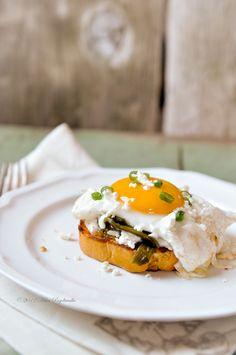 simple, quick egg sandwich