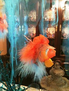 "Going ""Under The Sea"" was the theme of this party prepared for the winners of my blog contest. Because I was ..."