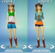 ¡¡NUEVO VÍDEO!!✌ Los Sims 4: #CreandoPersonajes | AppleJack | My Little Pony Inspiración | BlueeGames ♦ Aquí→ https://www.youtube.com/watch?v=zmkH8HBZq2k