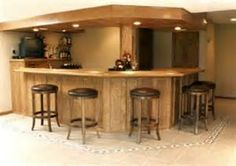 Gallery For Homemade Man Cave Bar