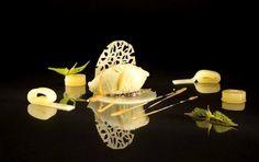 From Chef-Talk - L'art de dresser et présenter une assiette comme un chef de la gastronomie... > http://visionsgourmandes.com Offrez-vous mon prochain livre, déjà disponible en pré-achat... > http://visionsgourmandes.com/?page_id=7611 . Partagez cette photo... ...et adhérez à notre page Facebook... > http://www.facebook.com/VisionsGourmandes . #gastronomie #gastronomy #chef #cook #presentation #presenter #decorer #plating #recette #food #dressage #assiette #artculinaire #culinaryart