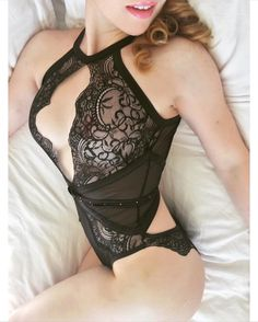 It feels so incredibly sexy wearing lingerie that a follower has bought for… Feels, Bodysuit, Lingerie, Sexy, Instagram Posts, How To Wear, Stuff To Buy, Tops, Women