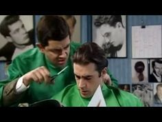 The Hairdresser! | Funny Clip | Mr. Bean Official - YouTube Mr Bean Funny, Man Ponytail, French Pleat, Funny Clips, Hair Videos, Hair Humor, Hairdresser, How To Find Out, Men's Hair