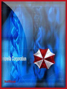 Animación corporation umbrella g hc para celular