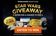Enter to win a Star Wars Prize Bundle valued at $1,000! jQuery(document).ready(function($) { $.post('http://www.freebiesdip.com/wp-admin/admin-ajax.php', {action: 'wpt_view_count', id: '7374'}); });