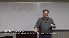 """Introduction from """"It's Your #Career, After All 2015"""" with Douglas E. Welch – 0:41 [Video Clip]  http://welchwrite.com/career/2015/09/29/introduction-from-its-your-career-after-all-2015-with-douglas-e-welch-041-video-clip/#sthash.JZgo6ra6.dpuf"""