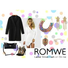 """""""Romwe Caot Fashion Contest"""" by janet-palaggi on Polyvore"""
