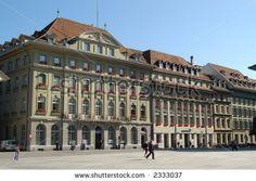 Swiss Bank - Berne, Switzerland