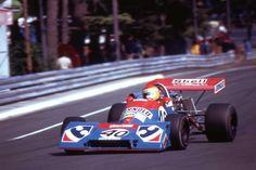 François Migault - Pygmée MDB18 Ford BDA - Shell Arnold Team - Grand Prix de Pau 1973