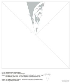 Darth Vader snowflake template | Craft Ideas | Pinterest | Snowflake ...