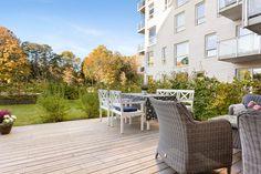 FINN – Nydalen - 3 roms frontleilighet med stor vestvendt terrasse. Nybygg fra 2013 med heis og garasje. Gode solforhold