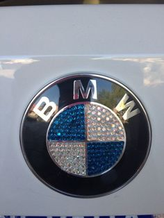 Nice BMW 2017: Swarovski Jeweled BMW Emblem by SparkleCoutureChloe on Etsy, $125.00...  Pretty shit