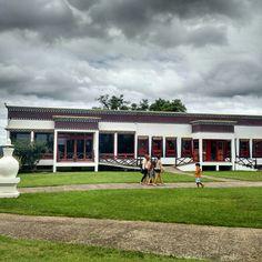 Templo Budista em Três Coroas-Rs (Brasil)