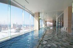 【北海道 ウトロ温泉】知床第一ホテル  -知床の大自然と溶け合う露天風呂が魅力のホテル