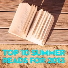 Top 10 Reads for Summer