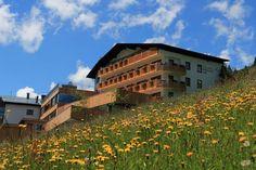 Damülser Hof: a friendly establishment, an adorable landscape... they will gladly pamper you, there in an enviable, cosy and friendly atmosphere. Wellness hotel in Damüls/Bregenzerwald in Vorarlberg #visitvorarlberg #myvorarlberg