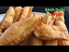 (581) Cách làm GIÒ CHÁO QUẨY / Bánh Quẩy cấp tốc KHÔNG TRỘN BỘT, KHÔNG Ủ BỘT   Mai Khôi. - YouTube