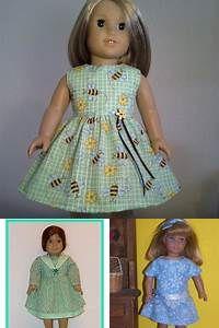 American Girl Doll Patterns Printable - Bing images Doll Shoe Patterns, Baby Patterns, Clothing Patterns, Dress Patterns, American Girl Outfits, African American Girl, Baby Doll Shoes, Girl Doll Clothes, Girl Dolls