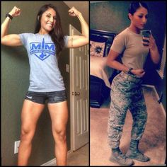 Here we share a new collection of ARMY WOMEN in and out of uniform. These are the 41 professional military women in & out of uniform looking so hot.