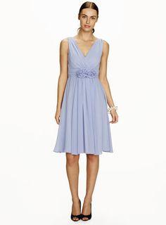 Ruby Cornflower Short Dress