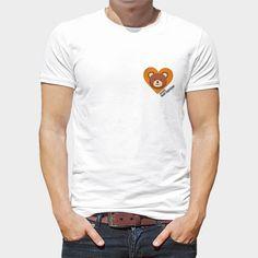 """Camiseta Heart Esponjoso (17,95€)  Camiseta blanca 100% algodón con diseño exclusivo """"Heart Esponjoso"""" dentro de la Colección """"Corazones y plumas"""" ¿Y tú? ¿De qué tienes relleno el corazón?"""