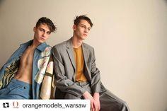 #Repost @orangemodels_warsaw with @repostapp  ADRIAN & DOMINIK shot by Rafał Piotrak for Vanity Teen    #AdrianOrange #DominikOrange #orangemodels #model #polishmodel #polishboy #malemodel #editorial #photoshooting #orangeboy #twins #fashion