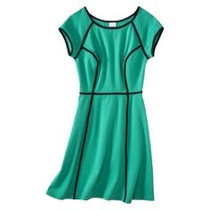 Xhilaration® Juniors Fit & Flare Knit Dress ... : Target Mobile