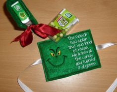 grinch pills on Etsy, a global handmade and vintage marketplace.