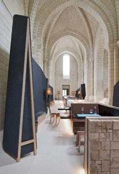 Fontevraud l'Hotel, L'Abbaye de Fontevraud, Anjou, France  June travel news: editor's picks   Travel   Wallpaper* Magazine