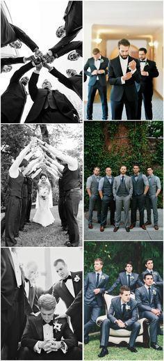Wedding Photography » 21 Must-have Groomsmen Photos Ideas to Make an Awesome Wedding »   ❤️ See more:  http://www.weddinginclude.com/2017/03/must-have-groomsmen-photos-ideas-to-make-an-awesome-wedding/ #weddingphotography