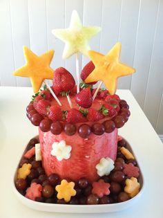 "Happy Healthy Tummies - Gluten Free ""Cake"" (Fruit cake)"