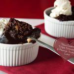 Slow Cooker Triple Chocolate & Peanut Butter Cake & Crock-Pot Giveaway!