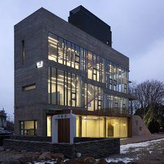 studio gaon sinjinmal building south korea