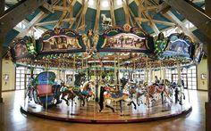Silver Beach Carousel St. Joseph, MI