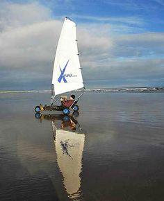X-Sail Edelstahl Strandsegler