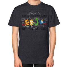 We Run as One Unisex T-Shirt (on man)