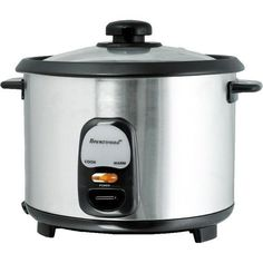 Brentwood - Rice Cooker - Size: 5 Cups - Multi, 91583290M