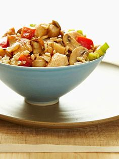 Sichuan Chicken #myplate #chicken #chinese