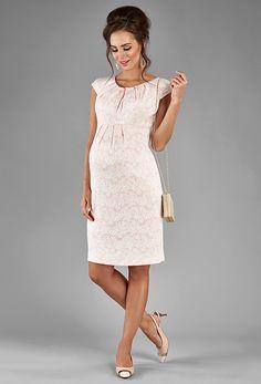 Asala Maternity Evening Dress | Holiday Maternity Dress