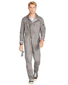 Mode Masculine, Designer Jumpsuits, Mode Jeans, Boiler Suit, Guys Grooming, Polo Ralph Lauren, Men In Uniform, Mens Fashion, Fashion Outfits