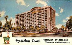 1960s Holiday Inn Ventura California