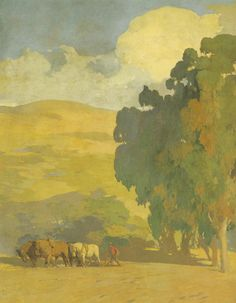 The Soil, Arthur Mathews