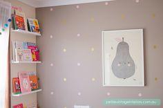 Vinyl Wall Sticker Decal Art Small Polka Dots by urbanwalls