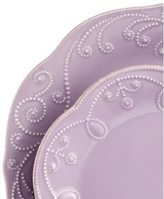 Lenox Dinnerware, French Perle Collection & Reviews - Dinnerware - Dining - Macy's Polenta Appetizer, Lenox French Perle, Tea Stains, Scalloped Edge, Hand Embroidery, Dinnerware, Stoneware, Dining, Collection